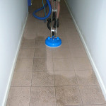 Grout Cleaning The Patch