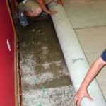 water damage Knoxfield