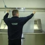 Blind Cleaning Preston Lower
