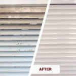 Blinds Cleaning Long Forest