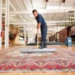 Rug Cleaning And Rug Laundry Reservoir