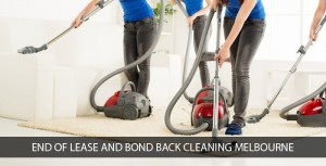 End Of Lease And Bond Back Cleaning Melbourne