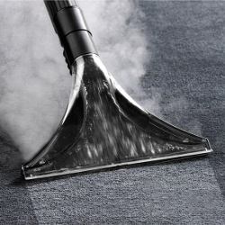 Carpet steamed cleaner