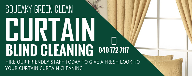 Curtain And Blind Cleaning Springmount