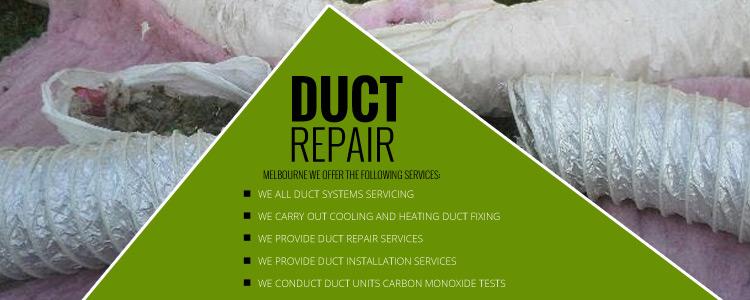 Duct Repair Duct vents repair Upper Ferntree Gully