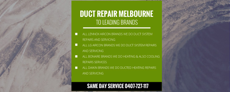Same Day Duct Repair Melbourne