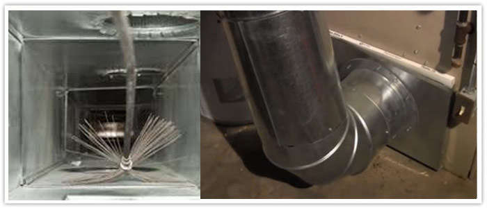 Duct Cleaning Indented Head