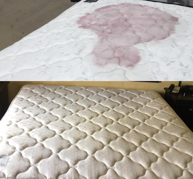 Mattress Cleaning Musk