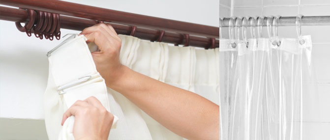 Curtain and blinds Cleaning  North Shore