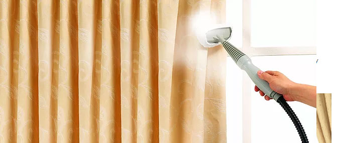 Curtain Cleaning  Pines Forest