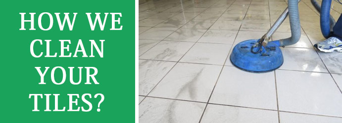 Experts Tile and Grout Cleaning Services