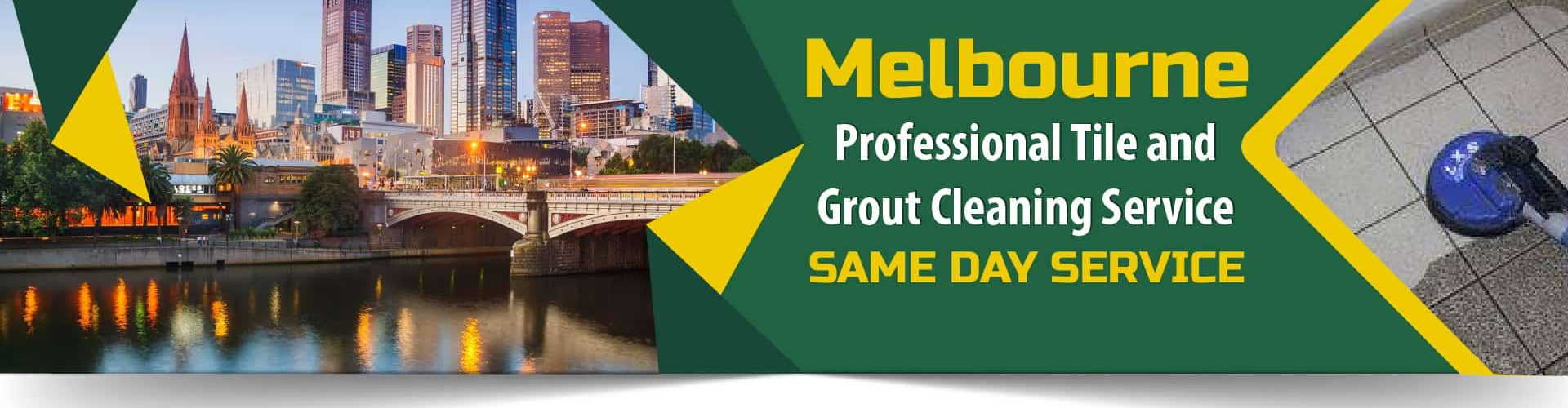 Expert Tile and Grout Cleaning Melbourne