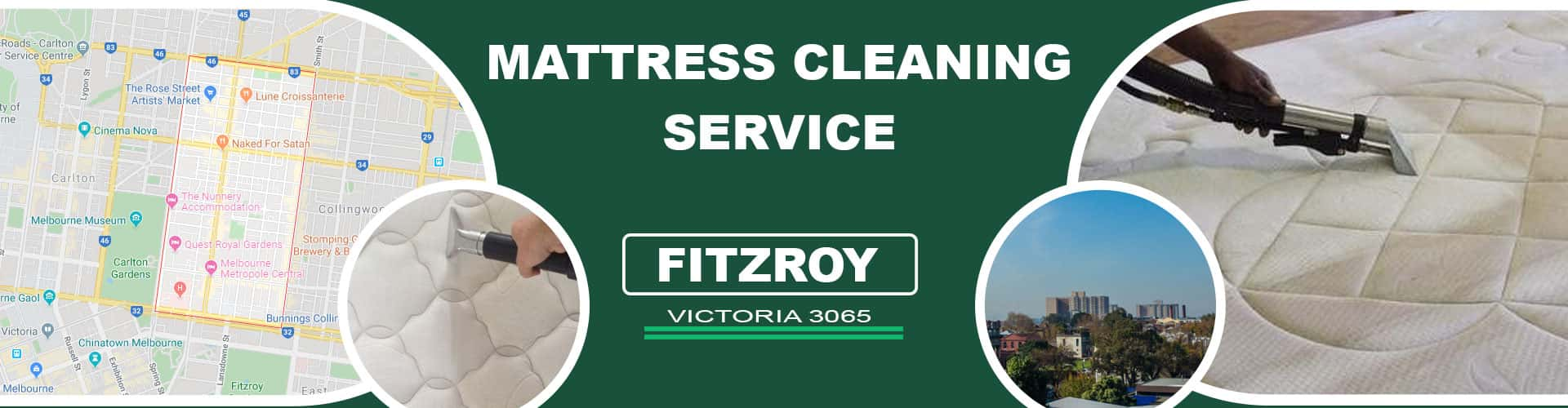 Mattress Cleaning Fitzroy