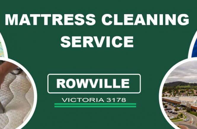 Mattress Cleaning Rowville