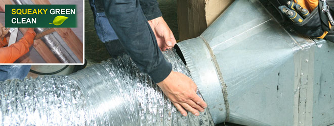 Professional Duct Repair Services