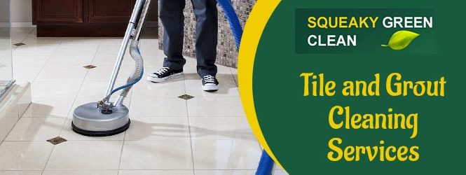 Tile And Grout Cleaning Services