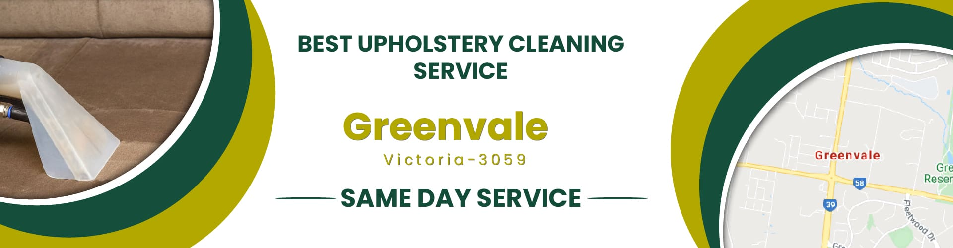 Upholstery Cleaning Greenvale